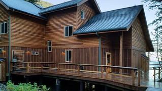 Alaska Salmon Fishing Lodge - Luxury 62