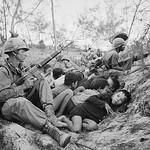 VIETNAM WAR 1967 - American Soldiers Protecting Vietnamese Children thumbnail