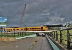 NS DM'90 3446 te Zwolle Stadshagen (erwin66101) Tags: ns dm90 dm 90 buffel sprinter zwolle station stadshagen