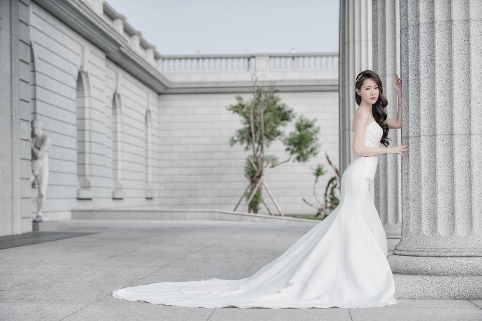 台南自助婚紗 奇美博物館 婚紗作品 Abby 019