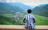 Asian man looking at mountain (phuong.sg@gmail.com) Tags: alone asia asian back backround beautiful beauty blue calm casual chinese dusk enjoy enjoying happiness lifestyle light look looking male man mountains natural nature one outdoors outside panorama peace peaceful person pull relax ricefield scenery scenic serene serenity sight single sitting sky tranquil travel valley vietnam view young