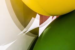 side view (Kai-Ming :-))) Tags: art installation balloon kaiming kmwhk hongkong artexhibition onceinabluemoon jccac 72inchballoon rubberballoon jockeyclubcreativeartscentre colorful shadow yellow green