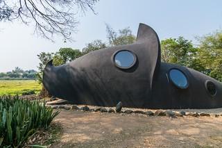 maison noir chiang rai - thailande 14