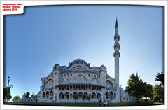 Süleymaniye Mosque - Beyazıt - İstanbul - TURKEY (Cengiz Alper) Tags: suleymaniye history architecture cityscape sinan mimar architect panorama travel istanbul mosque hdr realistichdr ottomanarchitecture ottoman blue