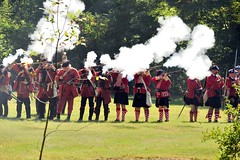DSC_5148 (Mark Morello) Tags: rogersisland fortedward newyork frenchandindian encampment battle majrobertrogers british french indians usa