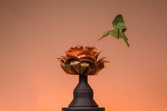 Hummingbird Michael G. LaFosse (Oscarosoo ) Tags: origami lafosse magmod