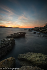 Make way for the sun (Mick Fletoridis) Tags: longexposure clouds rocks seascape sunrise sydney australia sonya7r2 sonyimages winter canonlens