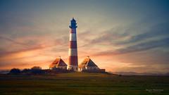 Leuchtturm Westerhever No. 7801.jpg (Knipser31405) Tags: schleswigholstein nordfriesland westerhever 2017 leuchturm nordsee herbst