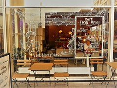 """Sit, Sip & relax (JoséDay) Tags: pubsbarsinnsandtaverns thehague denhaag thenetherlands window sitsiprelax"