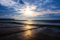 Friday Sunrise #Pegwell Bay (@bill_11) Tags: pegwellbay isleofthanet places england kent sunrise