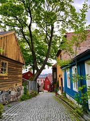 Idyllic Oslo (evakongshavn) Tags: grünerløkka oslo visitoslo visitnorway urbanlife urbanphotography urban streetview streets street travel travelawsome holiday