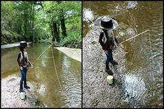 The simple life: the angler .... (Essential Resinescence) Tags: moe feeple fairyland fla60 ooak
