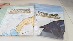 Cheritz Mystic Messenger Goodies (moggymawee) Tags: juminhan jumin mysticmessenger cheritz yoosung bodypillow dakimakura cushion zen 707 pins mug