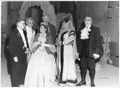 DEFOSSEZ, René - HECTOR, Claude - SERVERIUS, Raymonde - DE GROOTE, Maurice - BOLOTINE, Mina - LAFFONT, Jean, Le Libertin (The Rake's progress), creation, Théâtre Royal de la Monnaie, 1952 (Operabilia) Tags: operabilia claudepascalperna monnaie bruxelles brussels théâtreroyaldelamonnaie raymondeserverius soprano lelibertin therakesprogress stravinsky creation anntrulove renédefossez minabolotine claudehector mauricedegroote jeanlaffont tom nick trulove babalaturque baba mariaserverius dominiquejpréaux lirica dominiquepréaux
