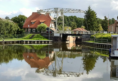 Zugbrücke Altfriesack