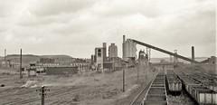 Grassmoor Colliery (Lost-Albion) Tags: grassmoor chesterfield derbyshire colliery mine ncb 1965