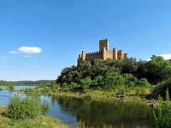 VILA NOVA DA PESQUEIRA, PORTUGAL - Almourol castle/ ВИЛА-НОВА-ДА-ПЕСКЕЙРА, ПОРТУГАЛИЯ - замок Алмоурол (El Ruso AG) Tags: замок алмоурол almourol castle castelo castillo португалия португальский portugal portuguese
