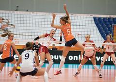 49152323 (roel.ubels) Tags: nederland oranje holland polen poland polska amsterdam sporthallen zuid volleybal volleyball oefenwedstrijd sport topsport 2017
