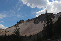 First look at Chaos Crags (rozoneill) Tags: lassen volcanic national park chaos crags crag lake manzanita wilderness hiking california redding