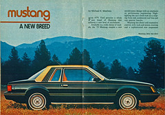 1979 Ford Mustang Coupe (coconv) Tags: car cars vintage auto automobile vehicles vehicle autos photo photos photograph photographs automobiles antique picture pictures image images collectible old collectors classic ads ad advertisement postcard post card postcards advertising cards magazine flyer prestige brochure dealer 1979 ford mustang coupe 79 2 door hardtop ghia