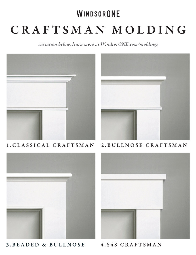 The world 39 s most recently posted photos of moldings for Modern door casing profiles