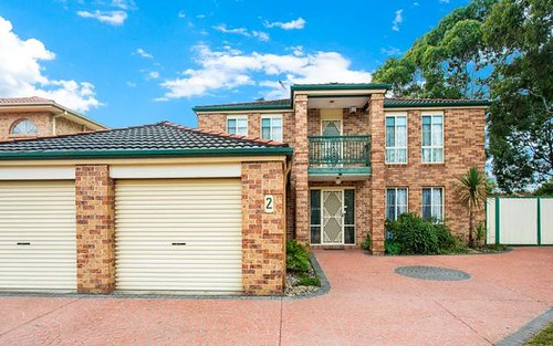 2 Elderslie Ct, Wattle Grove NSW 2173