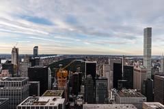 central park (dadiolli) Tags: newyork usa us 432park 432parkavenue centralpark manhattan topoftherock rockefellercenter
