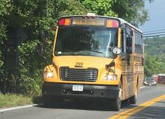 Arthur F. Mulligan #255 (ThoseGuys119) Tags: arthurfmulliganinc thomasbuilt freightliner tilsonny shokanny schoolbus