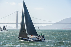tupelo honey elan 40 40ft (pbo31) Tags: sanfrancisco california nikon d810 color september 2017 summer goldengatenationalrecreationarea blue bay boury pbo31 sail rolex bigboatseries fortmason pier2 herbstpavillion race yacht harbor water sport teams marine sailing event annual 53rd goldengatebridge 101 bridge sunset westcoast