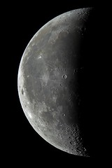 Waning Crescent (mariuszwysocki) Tags: moon luna space cosmos universe canon eos700d skywatcher night skies sky astronomy astrophotography crater craters waning crescent nature fun hobby objects object 2017 september telescope dslr astro