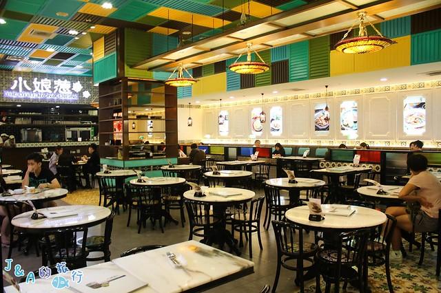 【馬來西亞/吉隆坡美食】小娘惹 The Little Nyonya Cuisine-娘惹蝦餅蝦味濃郁、口感酥脆!推薦蝦控必點! @J&A的旅行