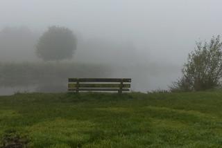 Mist-bank