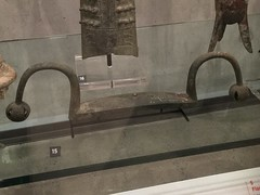 Revamped Ancient Civilisations gallery (SandyEm) Tags: 20september2017 ancientcivilisations aucklandwarmemorialmuseum aucklandmuseum museumgallery shangdynasty china bronze harnessjingle
