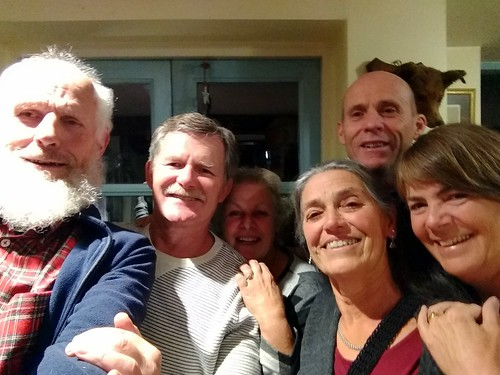Mike, Brian, Penny, Ann, Derek, Kate