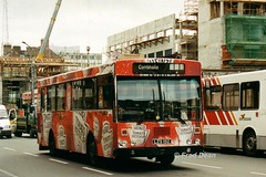 Bus Eireann KC192 (LZS192). (Fred Dean Jnr) Tags: buseireann limerick october1999 gac kc192 lzs192 henrystreetlimerick alloverad heinztomatoketchup buseireann301