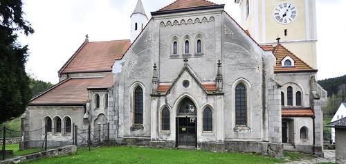 Rožmitál na Šumavě (CK), kostel
