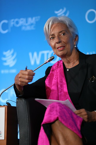 Christine Lagarde, From FlickrPhotos