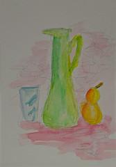 Watercolor Trials (BKHagar *Kim*) Tags: bkhagar art artwork painting paint watercolor watercolour scribble