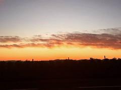 The most beautiful #landscape I saw yesterday in passo del lume spento area! 🔝 #like #follow #borghetto #montalcino #tuscany #italy #travel #discover #sunset #orange #enjoy ❗️👍 (borghettob) Tags: landscape like follow borghetto montalcino tuscany italy travel discover sunset orange enjoy
