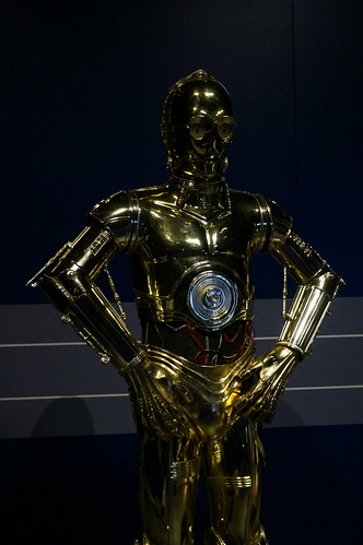 "C-3P0 Costume • <a style=""font-size:0.8em;"" href=""http://www.flickr.com/photos/28558260@N04/37356942252/"" target=""_blank"">View on Flickr</a>"