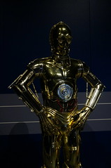 """C-3P0 Costume • <a style=""""font-size:0.8em;"""" href=""""http://www.flickr.com/photos/28558260@N04/37356942252/"""" target=""""_blank"""">View on Flickr</a>"""