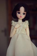 Dreamy ☾ (Sora ♡) Tags: licca doll obitsu cute custom fashion dolls asian vinyl diy sewing