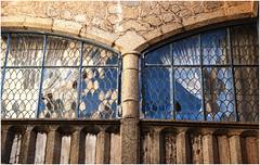 0397-UN VENTANAL CON SOLERA - CÁCERES - (--MARCO POLO--) Tags: arquitectura edificios ciudades ventanas rincones arte