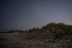 Sand dunes at Ocean City, New Jersey (T.M.Peto) Tags: oceancity newjersey ocnj sanddune sanddunes sand dunes beach nightphotography nighttimephotography night nighttime nightsky stars milkyway sky nikond3300 nikon nikonphotography nikonoutdoors outdoor outdoors outdoorphotography getoutside adobelightroom lightroom longexposure extendedexposure slowshutter landscape landscapephotography landscapeshots landscapes nightlandscape scenicsnotjustlandscapes scenic scenery scenics