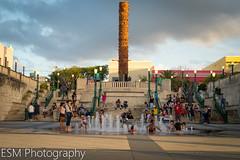 A Fun Summer. (E S M Photography) Tags: sun summer sanjuan puertorico puertorriqueño photography pr fun history oldsanjuan city water kids hot fresh play family caribbean caribe