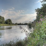 On the banks of the river Weser 2 thumbnail