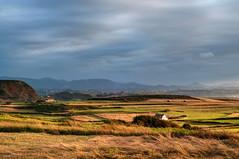 Atardecer (ccc.39) Tags: asturias gozón costa cantábrico atardecer ocaso prados nubes nuboso naturaleza