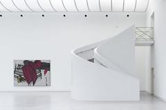 The Stair (GER.LA - PHOTO WORKS) Tags: kunstsammlungnrw stairs treppe architecture architektur art museum modern museales