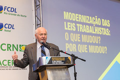 Seminário Modernização das Leis Trabalhistas