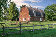 Life Goes On (henryhintermeister) Tags: barns minnesota oldbarns clouds farming countryliving country sunsets storms sunrises pastures nostalgia skies outdoors seasons field hay silos dairybarns building architecture outdoor winter serene grass landscape plant cloudsstormssunsetssunrises isanti
